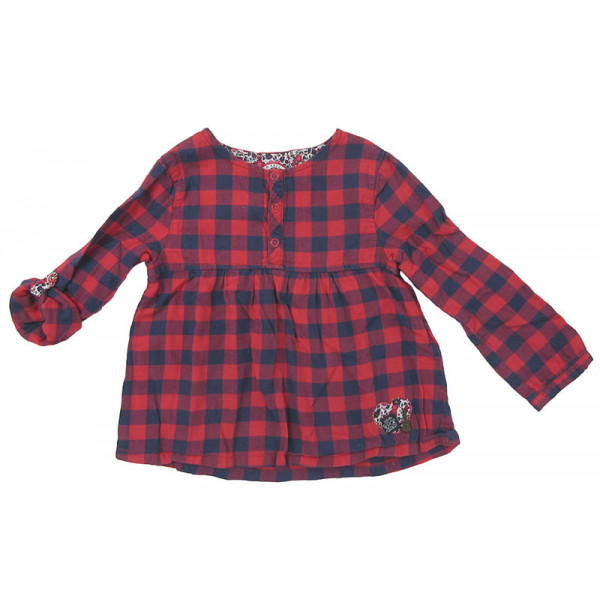Blouse convertible - SERGENT MAJOR - 4 ans (104)
