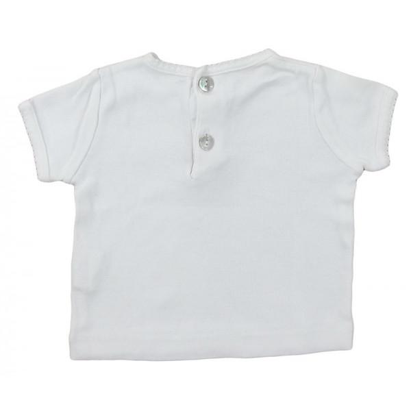 T-Shirt - LILI GAUFRETTE - 3 mois