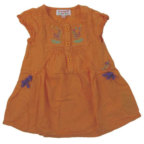 Robe - COMPAGNIE DES PETITS - 6 mois
