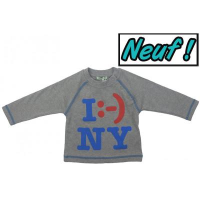 T-Shirt neuf - CKS - 3 mois (62)