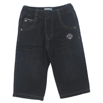 Jeans doublé - IKKS - 6 mois (67)