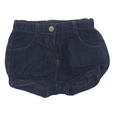 Short en jeans - OBAÏBI - 6 mois (67)