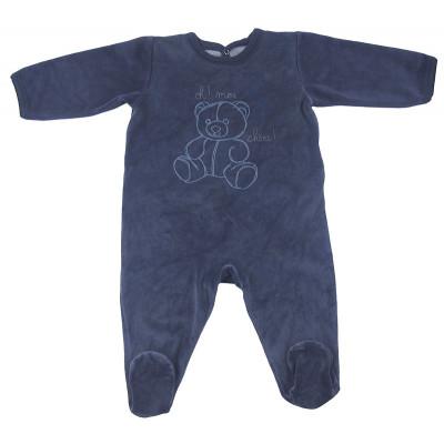 Pyjama - PETIT BATEAU - 9 mois (71)