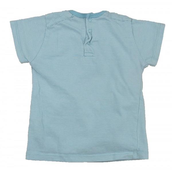 T-Shirt - DPAM - 12 maanden (74)