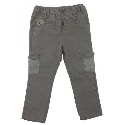 Pantalon doublé - OBAÏBI - 23 mois (86)
