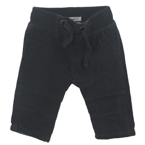 Pantalon doublé- NOPPIES - 1 mois (56)