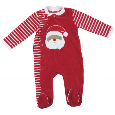"Pyjama - ""Noël"" - 18 mois"