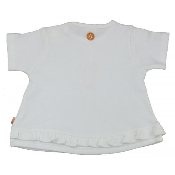 T-Shirt neuf - DUCKY BEAU - 3 mois
