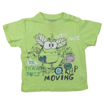T-Shirt - BOBOLI - 12 mois (80)
