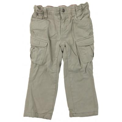 Pantalon doublé - TOMMY HILFIGER - 2 ans (92)
