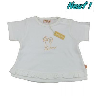 T-Shirt - DUCKY BEAU - 3 mois