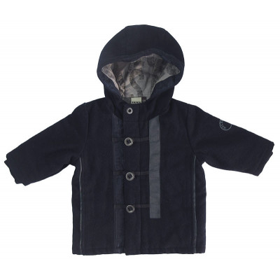 Manteau en laine - IKKS - 6 mois (67)
