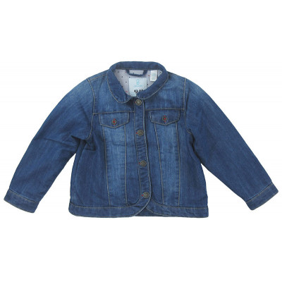 Veste en jeans - OBAÏBI - 3 ans (98)