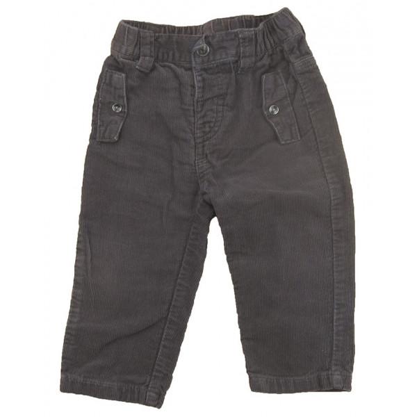 Pantalon - GRAIN DE BLÉ - 12 mois
