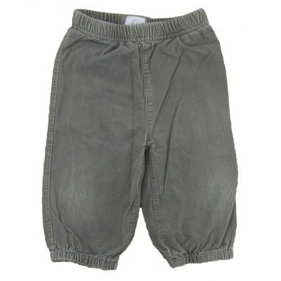 Pantalon doublé - - - 12 mois