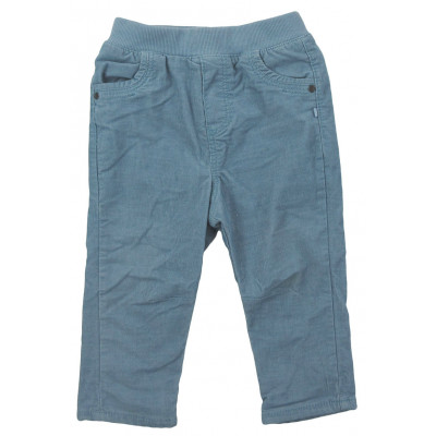 Pantalon doublé - OBAÏBI - 18 mois (80)