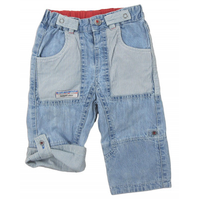 Jeans convertible - SERGENT MAJOR - 12 mois (74)