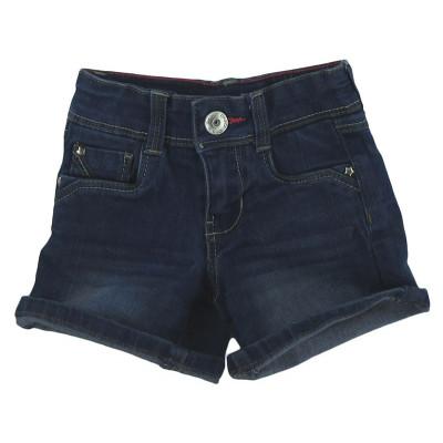 Short en jeans - OKAÏDI - 2 ans (86)