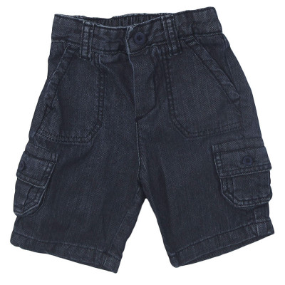 Short en jeans - CYRILLUS - 6 mois (67)