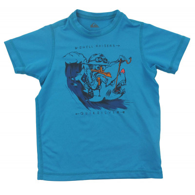 T-Shirt anti-UV - QUIKSILVER - 4 ans