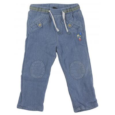 Pantalon doublé - SERGENT MAJOR - 2 ans (86)