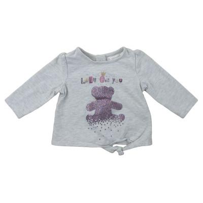 T-Shirt - LULU CASTAGNETTE - 3 mois