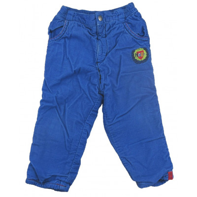 Pantalon doublé polaire - 18 mois (81)