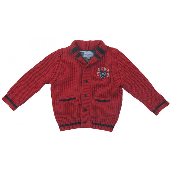 Gilet - RIVER WOODS - 3 ans (98)