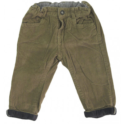Pantalon doublé - CHICCO - 12 mois (74)
