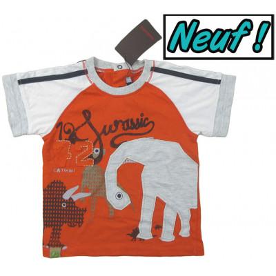 T-Shirt neuf - CATIMINI - 2 ans (86)