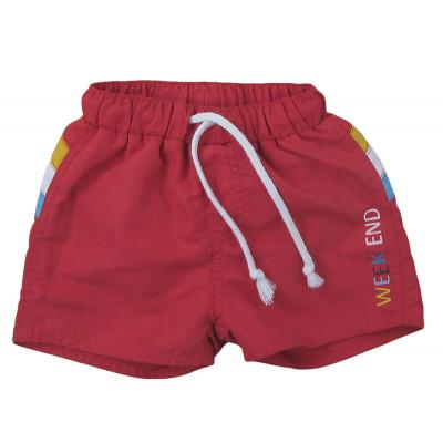 Short maillot - WEEKEND A LA MER - 12 mois