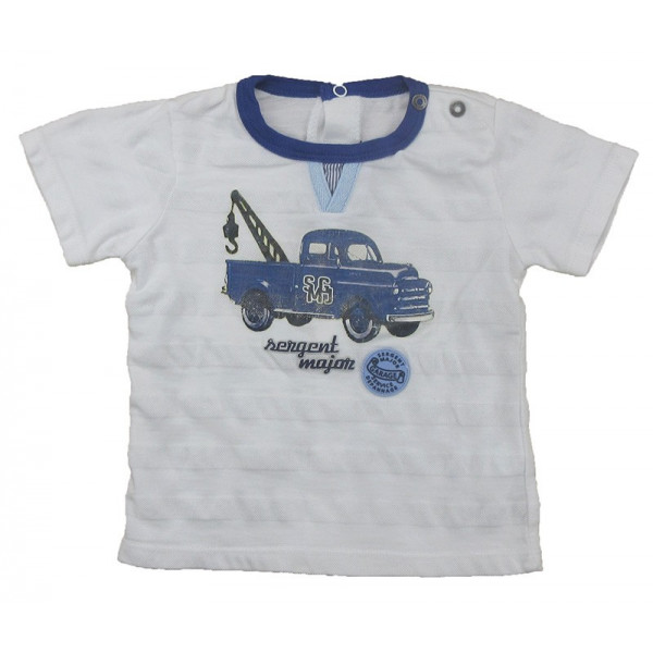 T-Shirt - SERGENT MAJOR - 9 mois