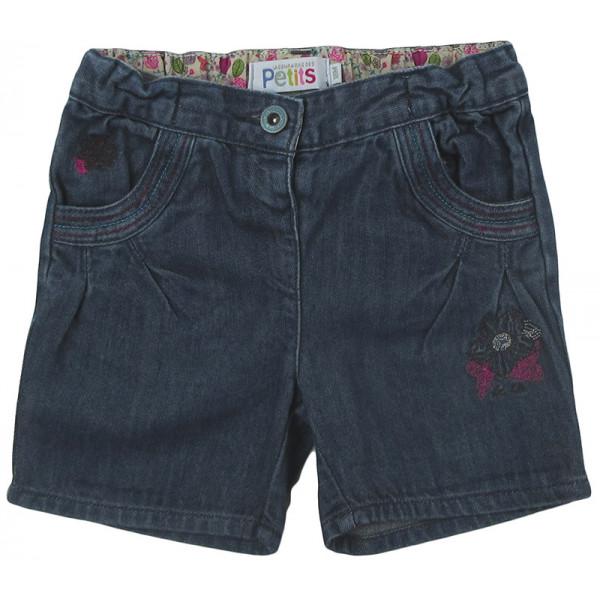 Short en jeans - COMPAGNIE DES PETITS - 18 mois