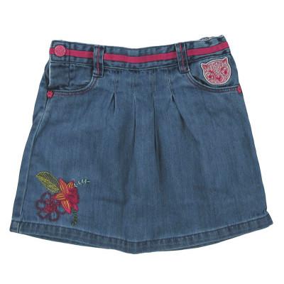 Jupe en jeans - COMPAGNIE DES PETITS - 2 ans