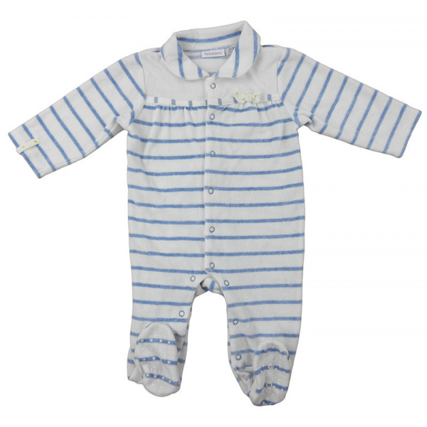 Pyjama - NOUKIE'S - 12 mois (80)