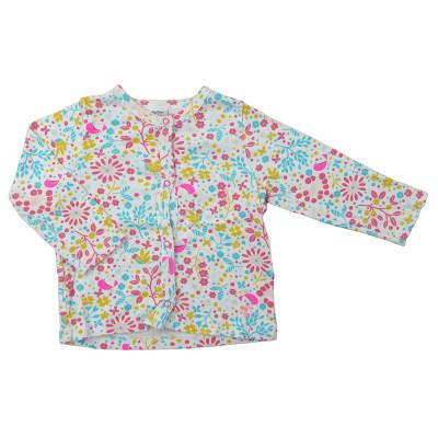 T-Shirt - PETIT BATEAU - 12 mois (74)