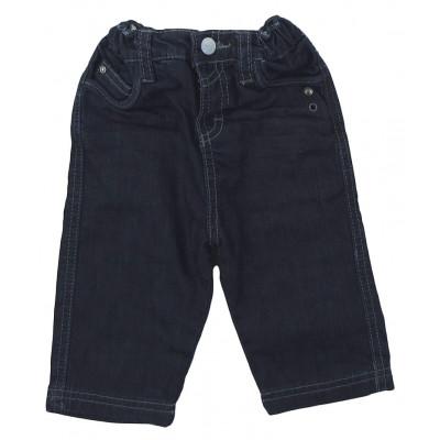 Jeans doublé - GRAIN DE BLÉ - 6 mois (67)