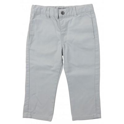 Pantalon cérémonie - VERTBAUDET - 12 mois (74)