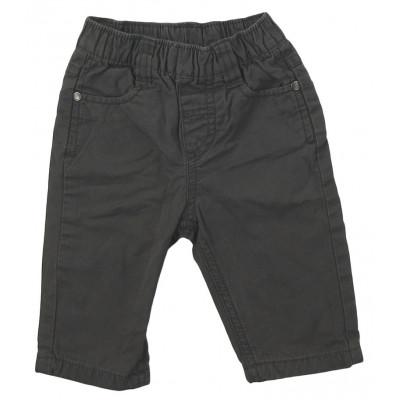 Pantalon doublé - GRAIN DE BLÉ - 3 mois (60)