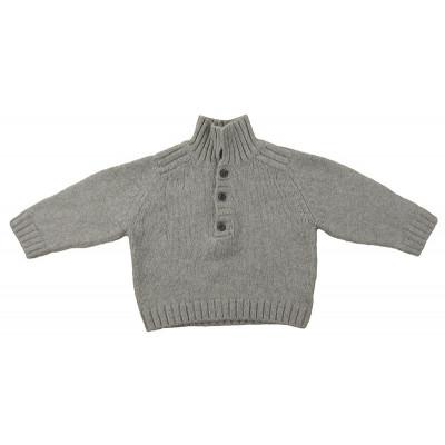 Pull en laine - CYRILLUS - 12 mois (74)