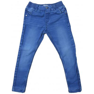 Jeans - VERTBAUDET - 5-6 ans (114)