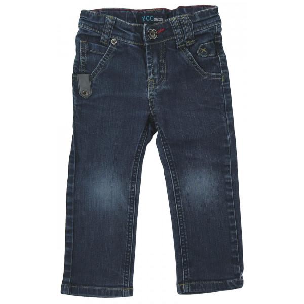 Jeans - YCC - 2 ans (86)