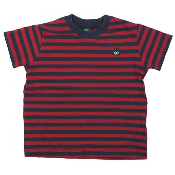 T-Shirt - BENETTON - 2 ans (90)