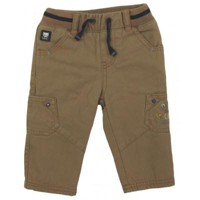 Pantalon doublé polaire - SERGENT MAJOR - 6 mois (68)