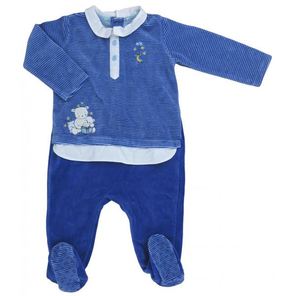 Pyjama - SERGENT MAJOR - 12 mois (74)