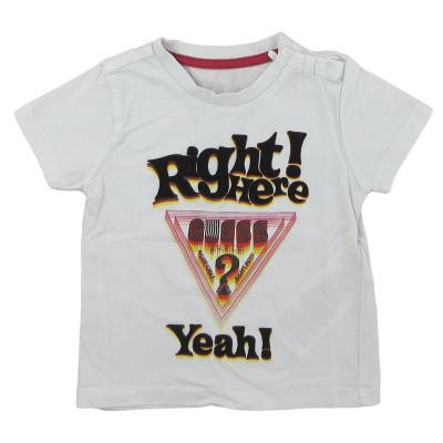 T-Shirt - GUESS - 12 mois (76)