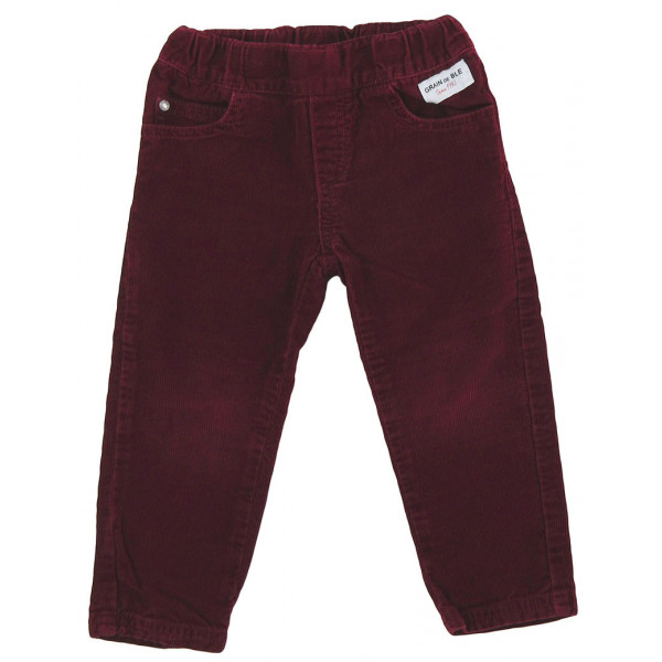 Pantalon - GRAIN DE BLÉ - 2 ans (86)