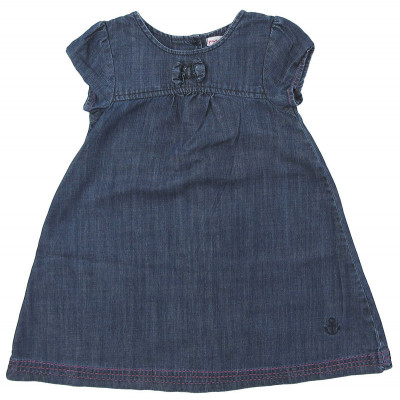 Robe en jeans - GRAIN DE BLÉ - 18 mois (81)