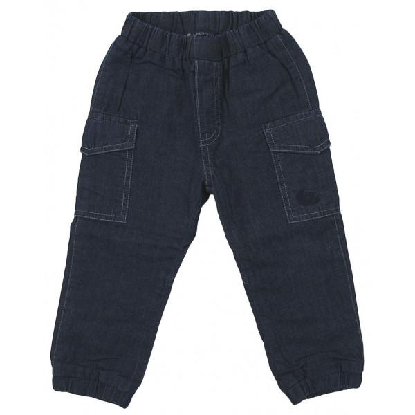 Jeans doublé - GYMP - 18 mois (86)