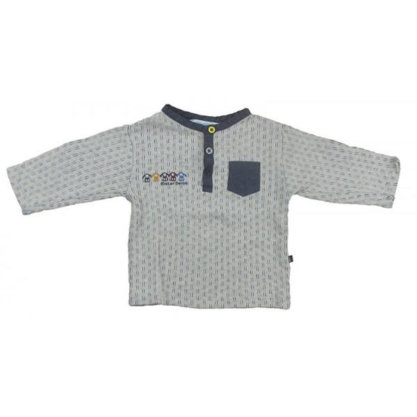 T-Shirt - OBAÏBI - 3 mois